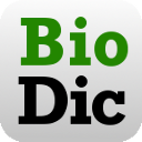 BioDic App Chrome